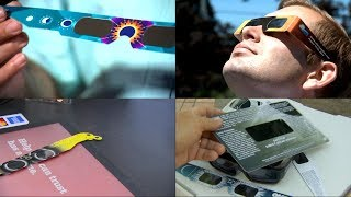 How to keep your eyes safe during the eclipse