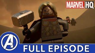 Wild Weather | LEGO Marvel Avengers: Climate Conundrum | Episode 3