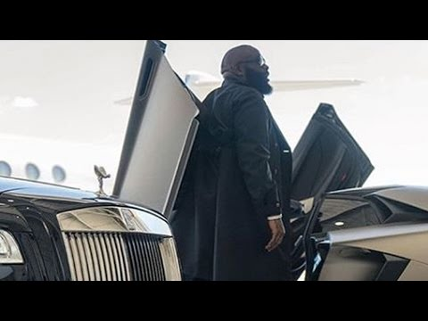 Rick Ross Shows Birdman His Car Collection ''You Can't Compete With This''