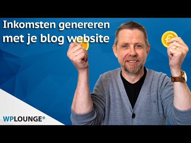 Geld verdienen met bloggen: 5 manieren!