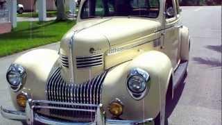 1939 Chrysler Imperial, Original Inline 8 Cylinder, 3 Spd on Column, Very Rare