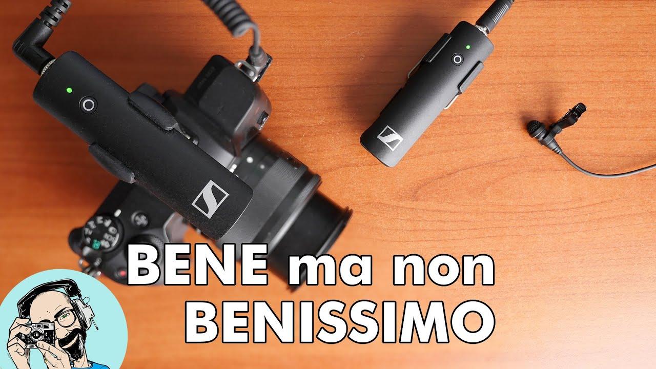 Sennheiser XS Wireless Digital: BENE ma non BENISSIMO!