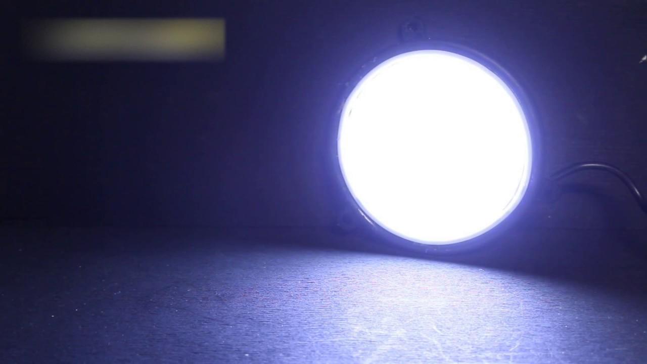 Купить штатные и тюнинг дневные ходовые огни (дхо) для можно в. Уценка. Универсальные дневные ходовые огни, светодиодные, круглые, линза c.