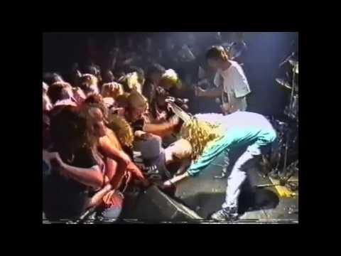 The Jesus Lizard @ The Garage 11/09/93