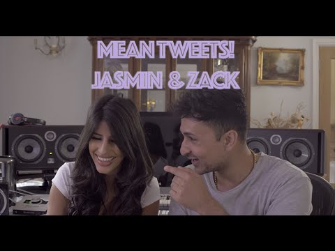 Mean Tweets(Jasmin Walia & Zack Knight)