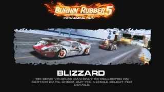 Burnin Rubber 5 - Equipo Vice VS Equipo GT Blaze
