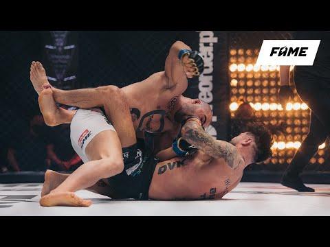 FAME 9 FREE FIGHT: Tybori vs Arab (FAME 8)