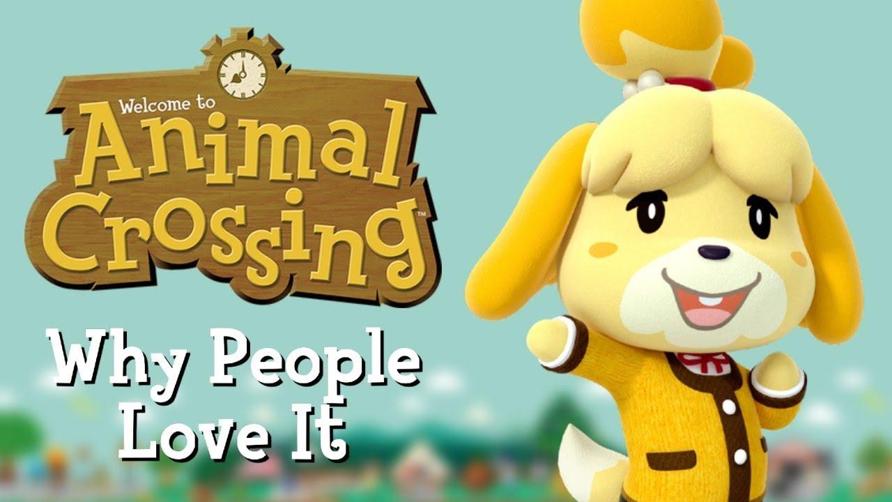 Why People Love Animal Crossing