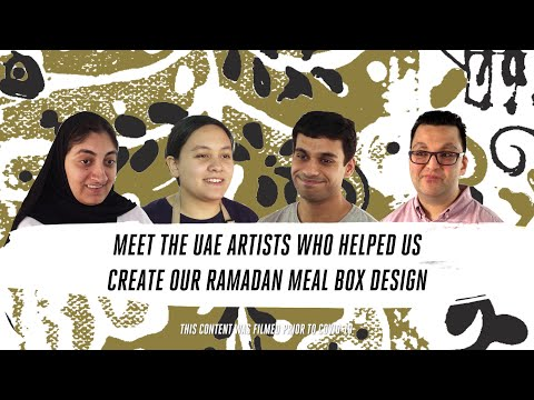 Meet the Artists | Ramadan | Emirates Airline