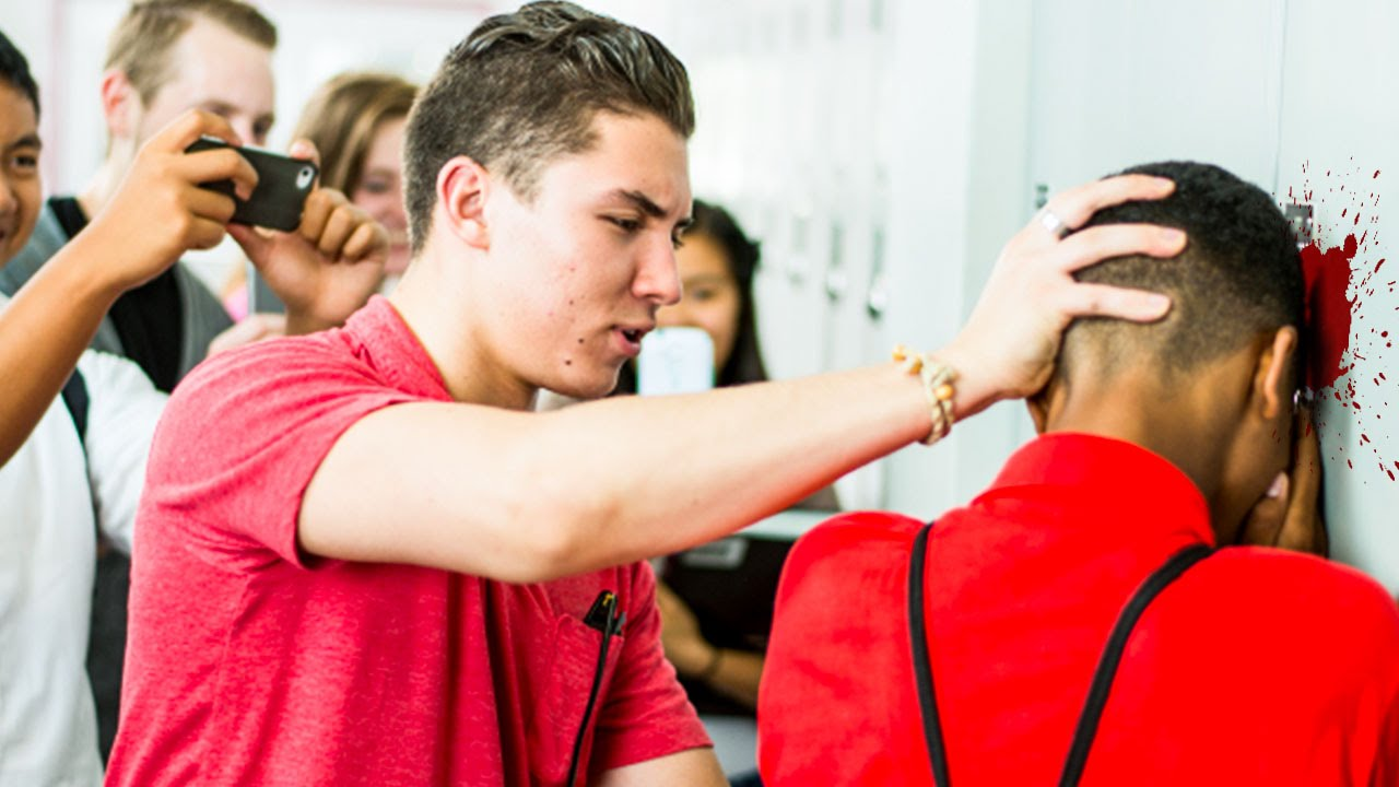 the problem with name calling and bullying in school