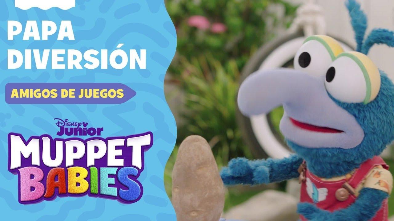 Papa Diversión   Amigos de Juegos   Muppet Babies