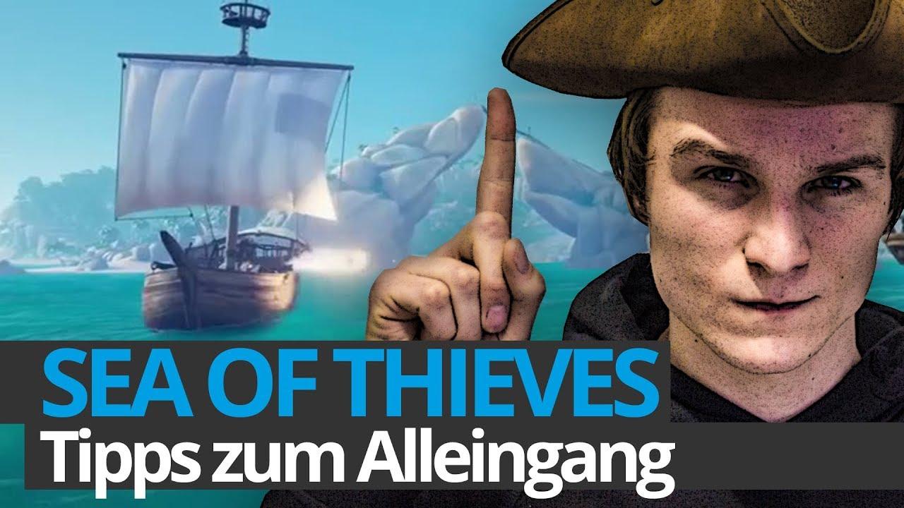 Sea Of Thieves Alleine Spielen