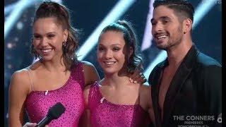 Maddie Ziegler Trio on DWTS with Alexis Ren & Alan Bersten (Dancing with the Stars Week 4)
