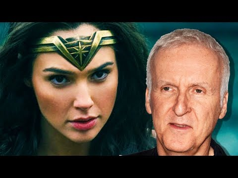 James Cameron: Wonder Woman Bad For Women