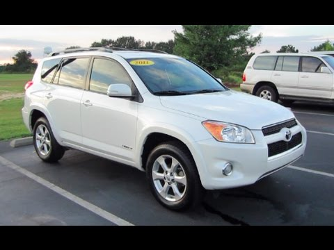 2011 Toyota Rav4 Limited Full Tour Amp Start Up At Massey