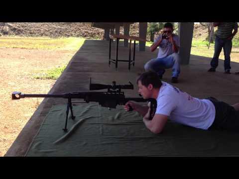 PGM Hecate II rifle .50 BMG