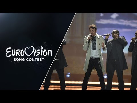Daniel Kajmakoski - Autumn Leaves (F.Y.R. Macedonia) - LIVE at Eurovision 2015: Semi-Final 1