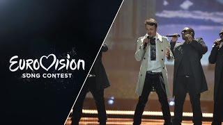 Daniel Kajmakoski - Autumn Leaves (F.Y.R. Macedonia) - LIVE at Eurovision 2015: Semi-Final 1