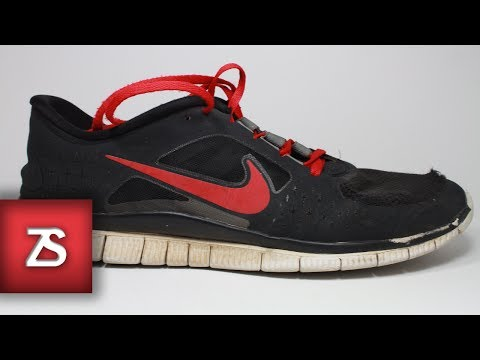 Nike Free-Run Restoration + On-Foot