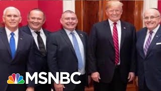 Rudy Giuliani Gets The Michael Cohen Treatment From President Donald Trump | Deadline | MSNBC