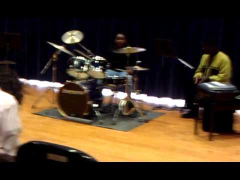 J on Jazz druMs w/Jesse HameeN