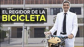 EL REGIDOR DOMINICANO QUE ANDA EN BICICLETA: MARIO SOSA TORRES  | Ep. 47