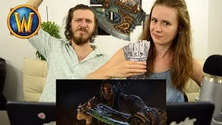 Трейлер World of Warcraft: Warlords of Draenor | Реакция