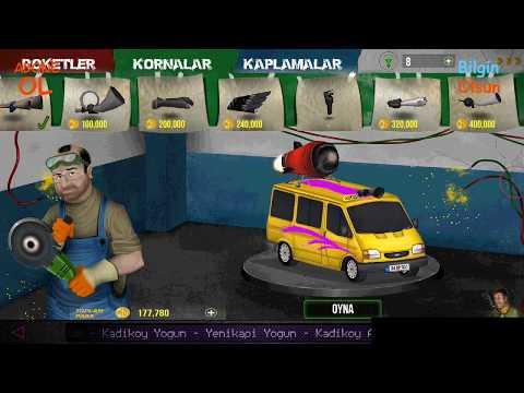 DOLMUS DRIVER  Dolmuş Driver Mobil Oyun