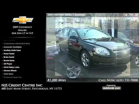 Used 2009 Chevrolet Malibu | NJS Credit Centre Inc, Patchogue, NY