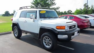 2012 Toyota FJ Cruiser 4X4 Full Tour & Start-up at Massey Toyota