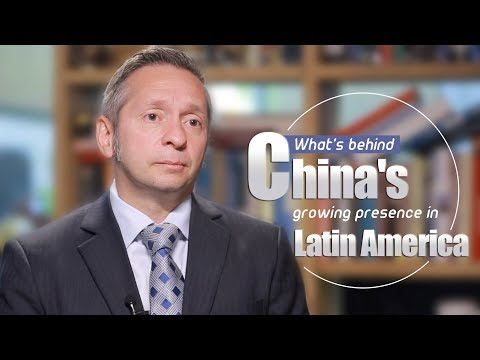 What's Behind China's Growing Presence In Latin America?