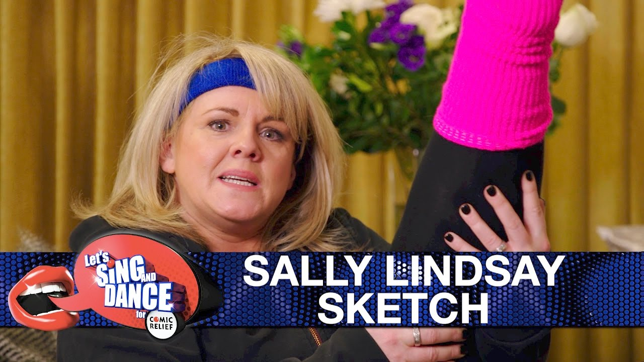 Youtube Sally Lindsay nude photos 2019