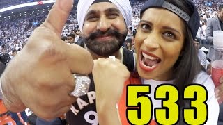 The Time We Sat Courtside in the Northside (Day 533)