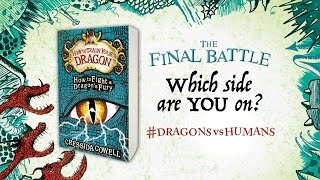 How to Fight A Dragon's Fury: The Final Battle - Team Dragon
