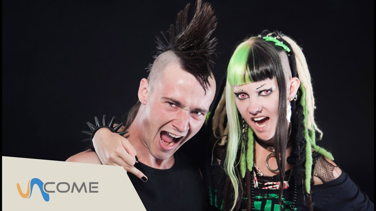 Come Creare Un Travestimento Da Punk Per Carnevale Beauty