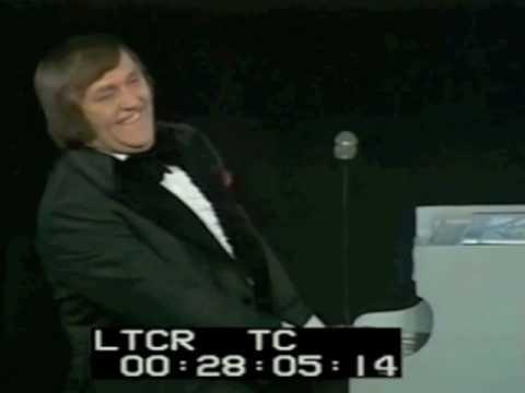 Les Dawson - Royal Variety Performance 2nd December 1973