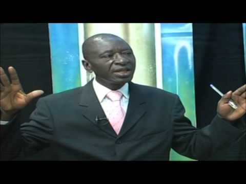 "Dr Tasong Special Guest at DBS TV Cameroon ""This Week"" Programme 01/02/2013"