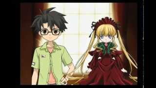 薔薇水晶とアリスゲーム最終戦です☆ ジュンと真紅そして最後はどうなるか?