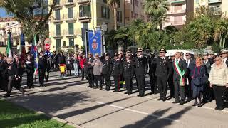 Cerimonia per i caduti di Nassirya