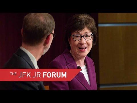 A Conversation with U.S. Senator Susan Collins