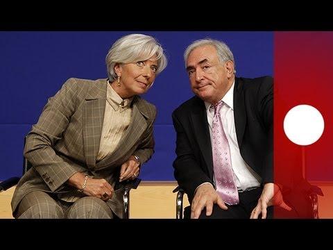 Lagarde's IMF post hangs in balance