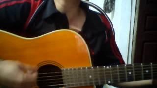 Vệt nắng cuối trời guitar cover