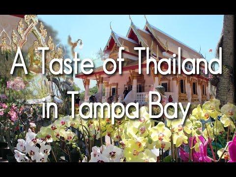 Tampa Thai Temple - Sunday Market