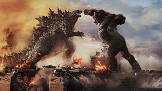 Godzilla vs. Kong Ocean Battle Movie Scene 2021 Ships Sea Fight Thumb