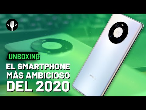 Huawei Mate 40 Pro: el smartphone más ambicioso del 2020