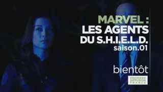Marvel's Agents of S.H.I.E.L.D Saison 1 Promo VF