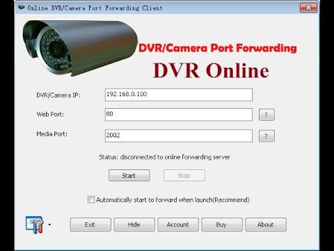 CP Plus DVR II DDNS Settings II Port Forwarding    by Sekhar