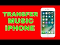 How to transfer music to iPhone, iPad, iPod