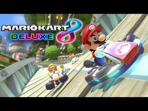 Mario Kart 8 Deluxe Online With 8owser16 & Viewers!