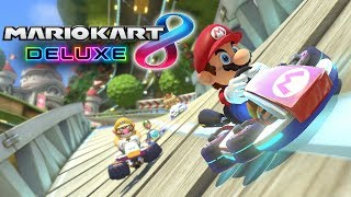 Mario Kart 8 Deluxe Online With 8owser16, Marty64, & Viewers!